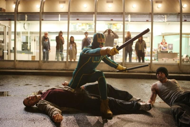Kick-Ass: Uus superkangelane