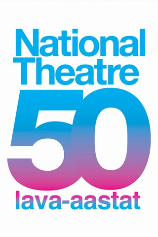 National Theatre: 50 lava-aastat