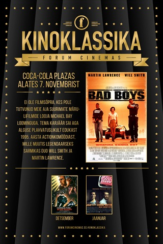 CINEMA CLASSICS: Bad Boys