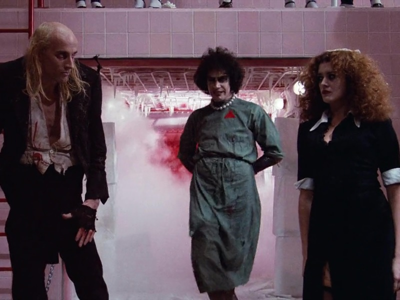 KINOKLASSIKA: Rocky Horror Picture Show