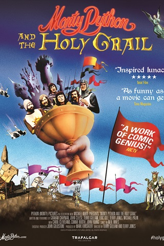 CINEMA CLASSICS special: Monty Python and The Holy Grail